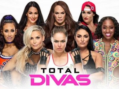 Total Divas tv show photo