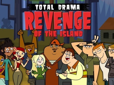 Total Drama: Revenge of the Island (CA) tv show photo