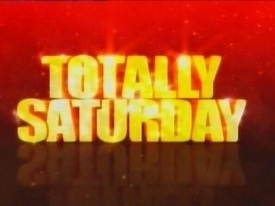 Totally Saturday (UK) tv show photo
