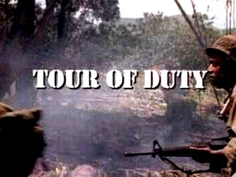 Tour of Duty tv show photo