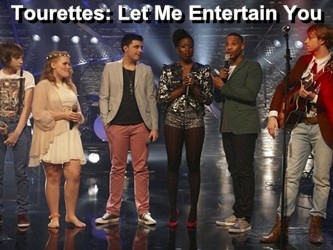 Tourettes: Let Me Entertain You (UK) tv show photo