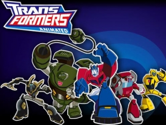 Transformers: Animated tv show photo