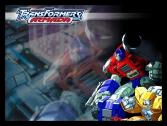 Transformers Armada tv show photo