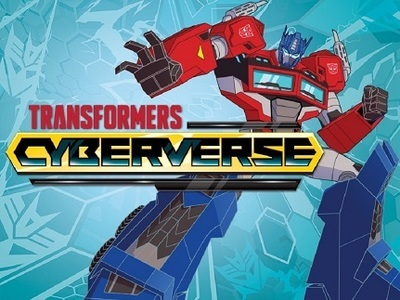 Transformers: Cyberverse tv show photo