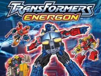 Transformers Energon tv show photo