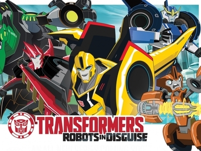 Transformers: Robots in Disguise tv show photo
