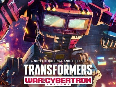 Transformers: War for Cybertron Trilogy tv show photo
