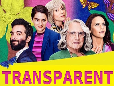 Transparent tv show photo