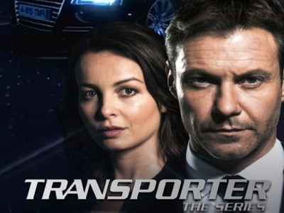 Transporter: The Series tv show photo