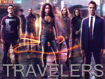 Travelers tv show photo