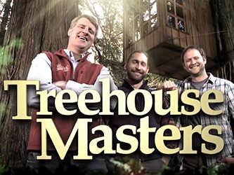 Treehouse Masters tv show photo