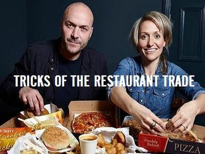 Tricks Of The Restaurant Trade (UK)