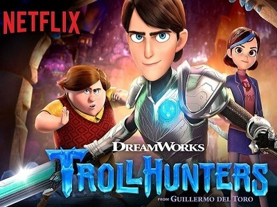 Trollhunters tv show photo