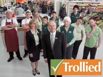 Trollied (UK) tv show photo