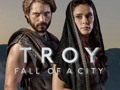 Troy: Fall of a City (UK)