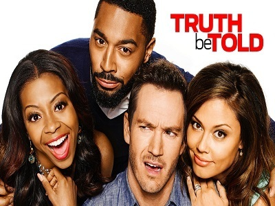 Truth Be Told tv show photo