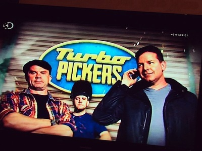 Turbo Pickers (UK) tv show photo