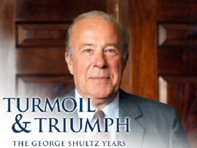 Turmoil and Triumph: The George Schultz Years