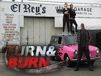 Turn & Burn tv show photo