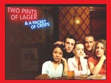 Two Pints of Lager and a Packet of Crisps (UK) tv show photo