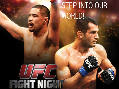 UFC Fight Night tv show photo
