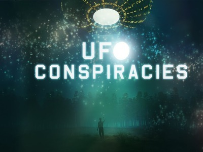 UFO Conspiracies tv show photo