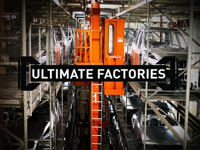 Ultimate Factories tv show photo