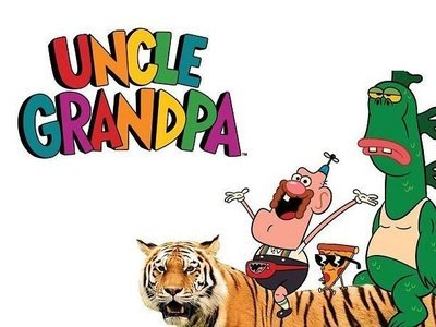 Uncle Grandpa tv show photo