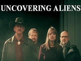 Uncovering Aliens tv show photo