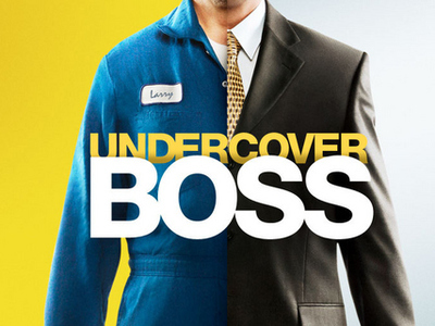 Undercover Boss tv show photo