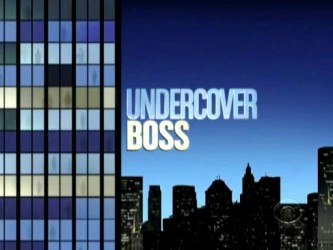 Undercover Boss (UK) tv show photo