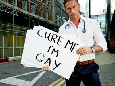 Undercover Doctor: Cure Me, I'm Gay (UK)