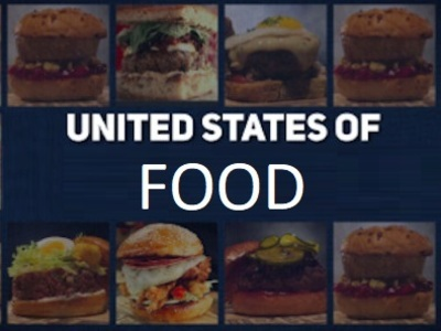 United States Of Food tv show photo