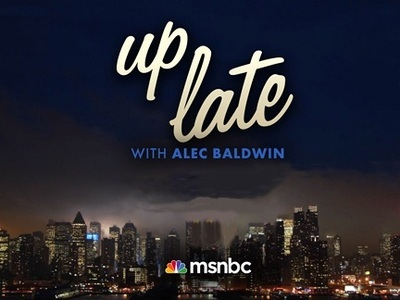 Up Late w/Alec Baldwin tv show photo