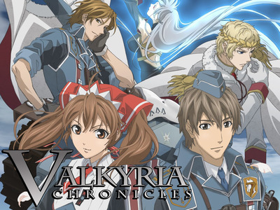 Valkyria Chronicles tv show photo
