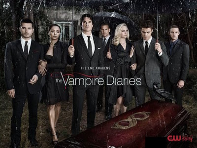 The Vampire Diaries tv show photo