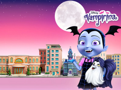 Vampirina tv show photo