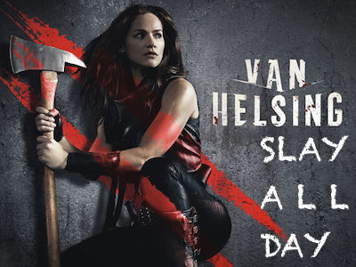 Van Helsing tv show photo