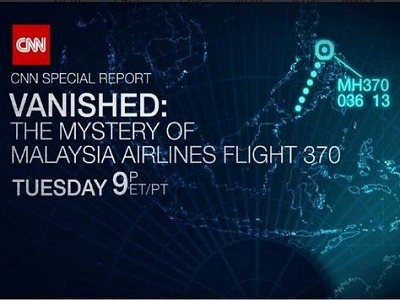 Vanished: The Mystery of Malaysia Airlines Flight 370