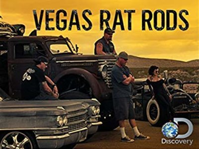 Vegas Rat Rods (CA) tv show photo