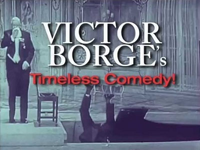 Victor Borge's Timeless Comedy!
