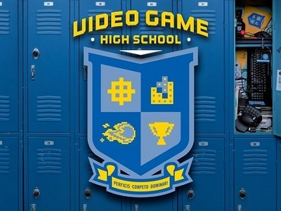 Video Game High School tv show photo