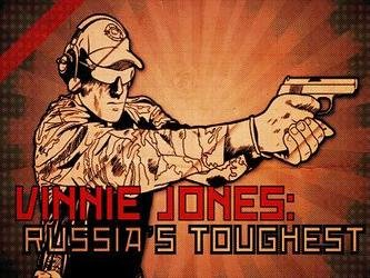 Vinnie Jones: Russia's Toughest (UK)