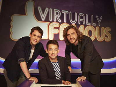 Virtually Famous (UK) tv show photo