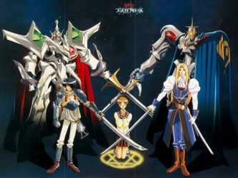 Vision of Escaflowne (JP) tv show photo