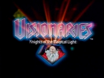 Visionaries: Knights of the Magical Light tv show photo