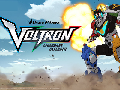 Voltron: Legendary Defender tv show photo