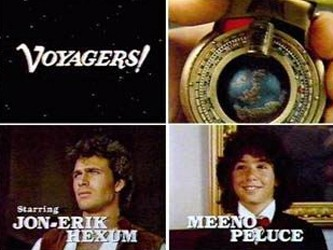 Voyagers! tv show photo