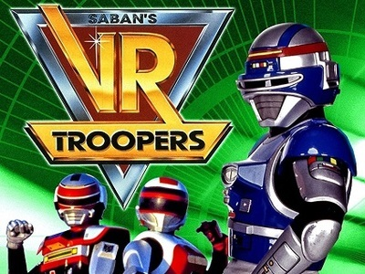 VR Troopers tv show photo