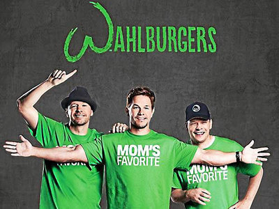 Wahlburgers tv show photo